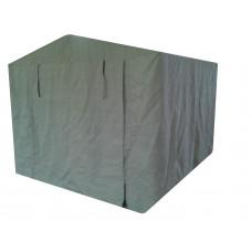 Палатка сварщика на каркасе (брезент ОП 400-600гр)