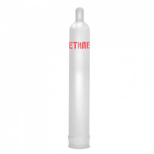 Баллон ацетиленовый, 40 л (переаттестованный)