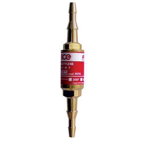Затвор предохранительный 3П-Г-30 (разрыв рукава) d 6,0/9,0 мм (газ)