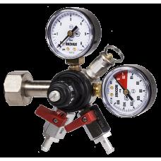 Регулятор расхода углекислотный УР-5-3М-122 для разлива пива и газированной воды РЕДИУС