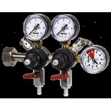 Регулятор расхода углекислотный УР-5-3М-212 для разлива пива и газированной воды