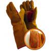 Рукавицы, перчатки, краги сварщика