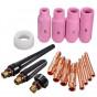Расходные материалы и запасные части к горелкам TIG (136)
