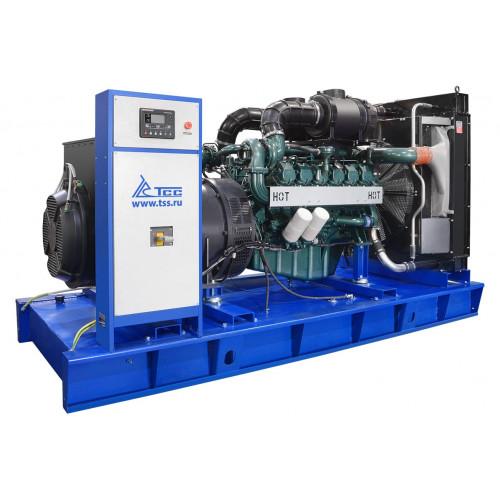 Дизельный генератор ТСС АД-550С-Т400-1РМ17
