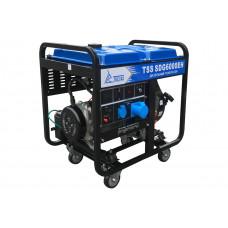 Дизель генератор TSS SDG 6000EH
