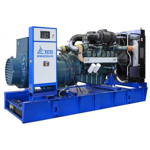 Дизельный генератор ТСС АД-600С-Т400-1РМ17 (Mecc Alte)