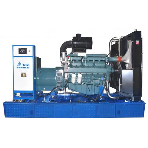 Дизельный генератор ТСС АД-500С-Т400-1РМ17 (Mecc Alte, P222FE)