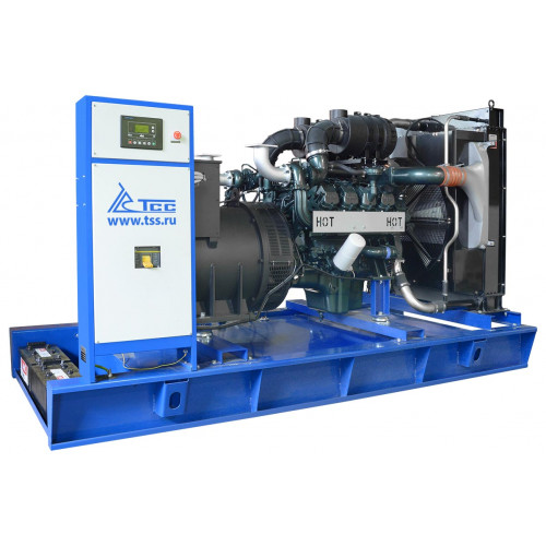 Дизельный генератор ТСС АД-360С-Т400-1РМ17 (Sincro)