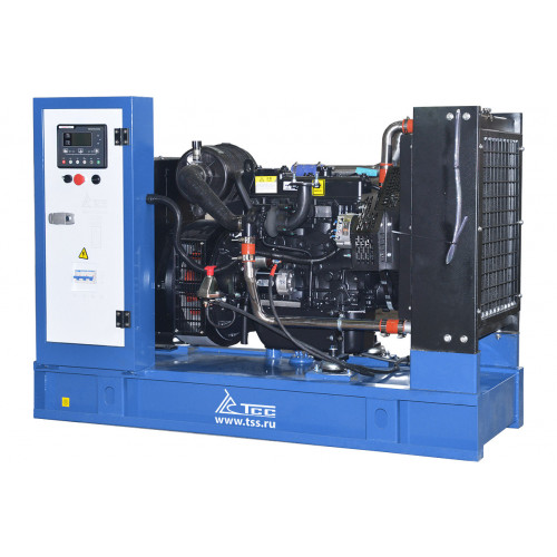 Дизельный генератор ТСС АД-40С-Т400-1РМ7