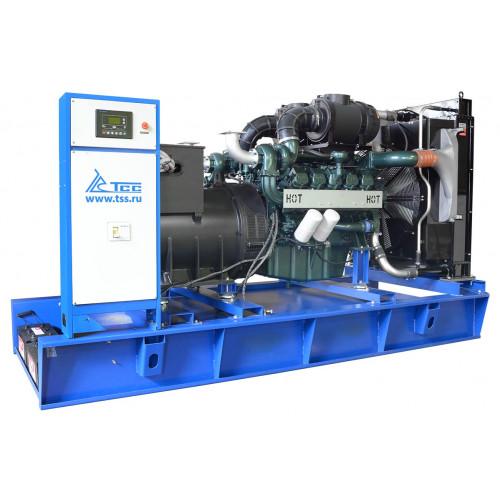 Дизельный генератор ТСС АД-500С-Т400-1РМ17 (Mecc Alte, DP180LB)