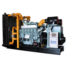 Дизельный генератор ТСС АД-1600С-Т400-1РМ8