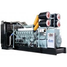 Дизельный генератор ТСС АД-1920С-Т400-1РМ8