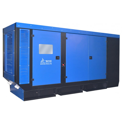 Дизельный генератор ТСС АД-100С-Т400-1РМ1 в шумозащитном кожухе