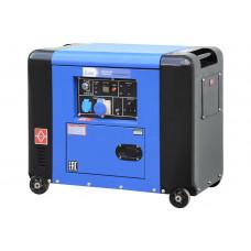 Дизель генератор TSS SDG 5000ES-2R