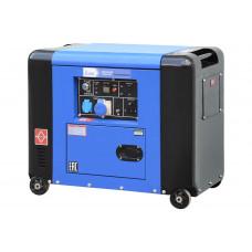 Дизель генератор TSS SDG 6000ES-2R