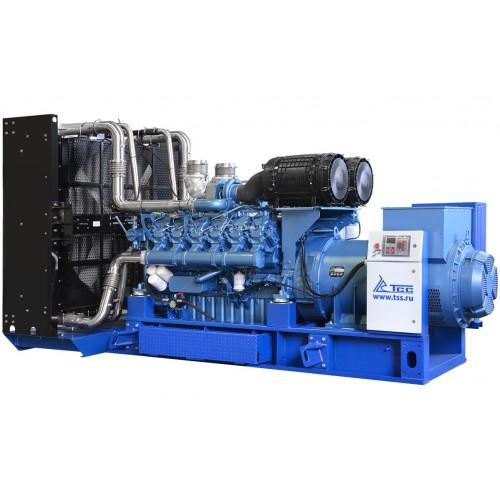 Высоковольтная электростанция 1000 кВт TBd 1380TS-10500