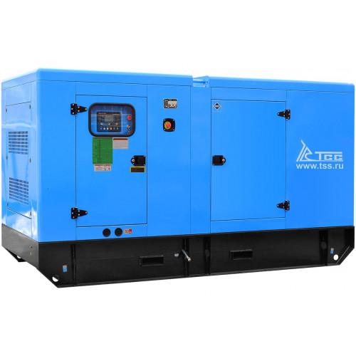 Дизельный генератор ТСС АД-150С-Т400-1РКМ5 в шумозащитном кожухе
