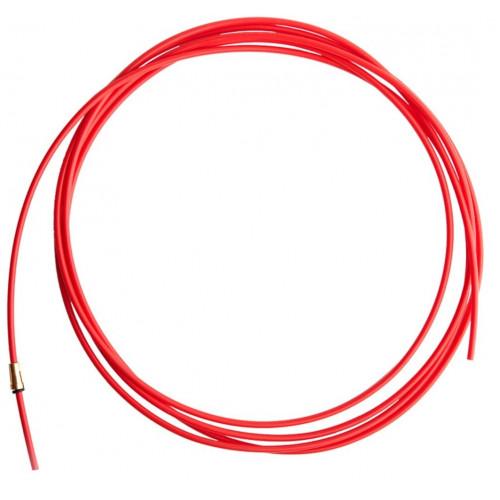 Канал тефлоновый (красный) 1,0-1,2mm, 3,4м
