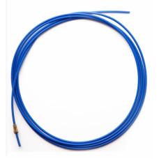 Канал тефлоновый (голубой) 0,6-0,9mm,5,5м