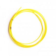 Канал тефлоновый (жёлтый) 1,2-1,6mm, 3,5м