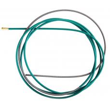 Канал стальной (зеленый) 2,0-2,4mm 5,5м