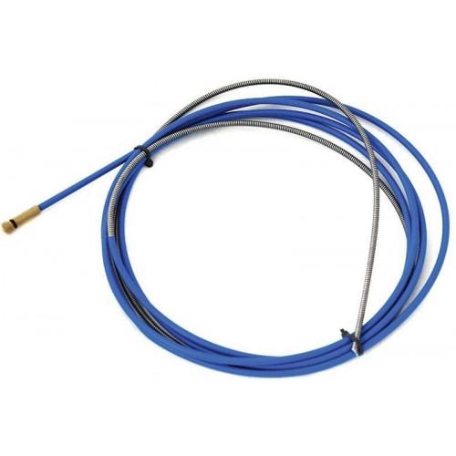 Канал стальной (голубой) 0,8-1,0mm, 5,4м