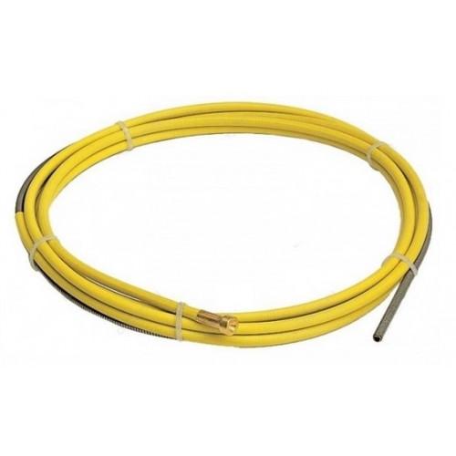 Канал стальной (желтый) 1.2-1.6mm, 3,5м