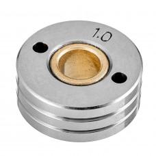 Ролик подающий 30х10х12, 0,8-1,0мм