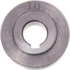 Ролик подающий 30Х10Х12,5, 0,8-1,0mm V