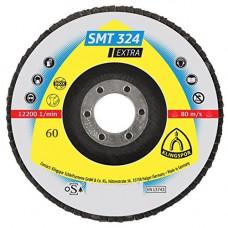 Круг лепестковый торцевой SMT 324 EXTRA 125*22.23 (60 зерно)