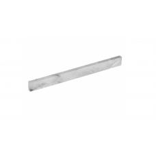 Мелок сварщика прямоугольный, стержень 125х12х4 мм
