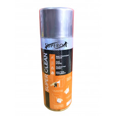Спрей очиститель Super Clean 400мл (очистка металла от масла, краски и т.д)