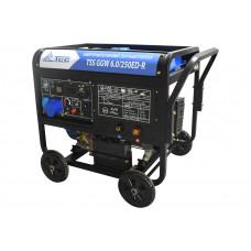 Бензиновая электростанция с функцией сварки TSS GGW 6.0/250ED-R