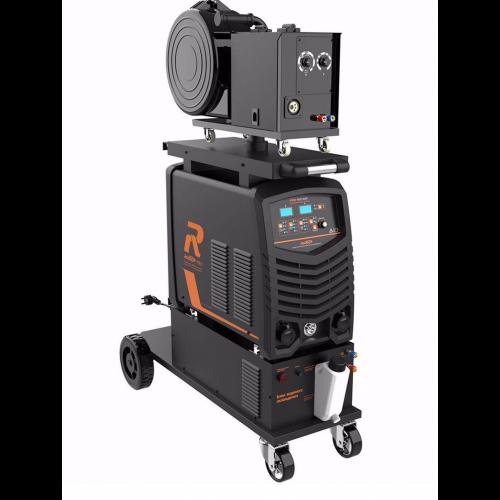 """Сварочный полуавтомат с двойным пульсом REDBO PRO MIG 500F Digital"""" 380В"""