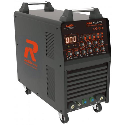Аппарат аргонодуговой сварки Redbo PRO WSME-315 Pulse AC/DC