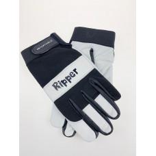 Перчатки со вставкой из козьей кожи Ripper STG0333 (аргонщик)