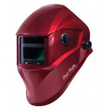 Маска сварщика «хамелеон» START-MASTER c АСФ 605  (Красная)