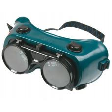 Очки для газосварки (с откидной рамкой светофильтра)