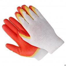 Перчатки х/б (двойной облив)