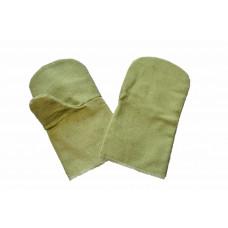 Рукавицы брезентовые двойные  (брезентовый наладонник)