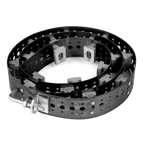 Бандаж на магнитных стойках для машины CG2-11, L=2200