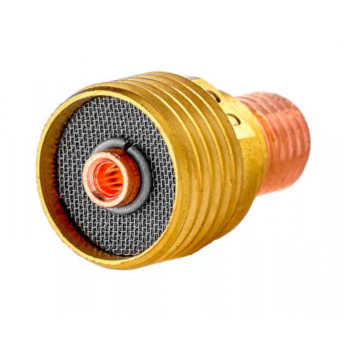 Держатель цанги газовая линза d 1.6 mm TIG (9-20-24-25) L=21,5
