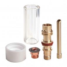 Держатель цанги газовая линза START CUSTOM SET 5 (17/18/26 TIG L GAS LENS,2.4 мм,19.5/47 L)