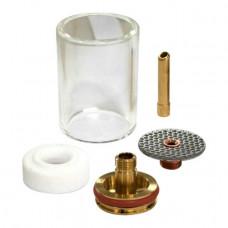Держатель цанги газовая линза START CUSTOM SET 6 (17/18/26 TIG L GAS LENS,2.4 мм.35*/47 L)