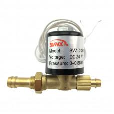 Клапан электромагнитный 2,2 А (DC 24V)